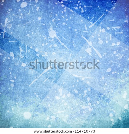 grunge blue paper background