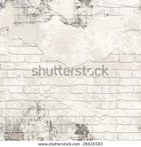 grunge brick wall seamless texture