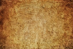 Grunge brown wall (urban texture)