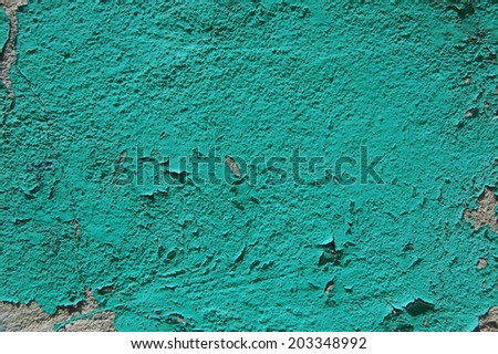grunge cement background with cracked paint