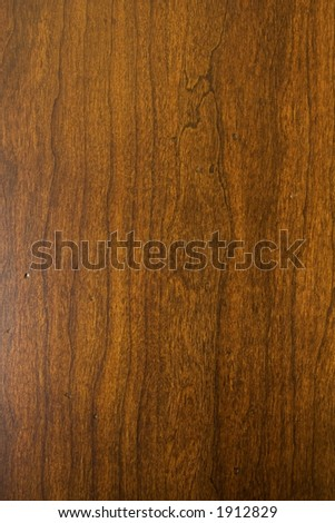 Grunge cherry-wood background - stock photo