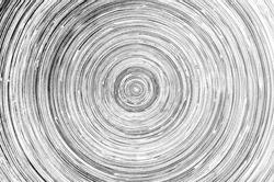 Grunge concentric circles pattern. Gray abstract pattern background. Concentric circle background. Circular halftone.