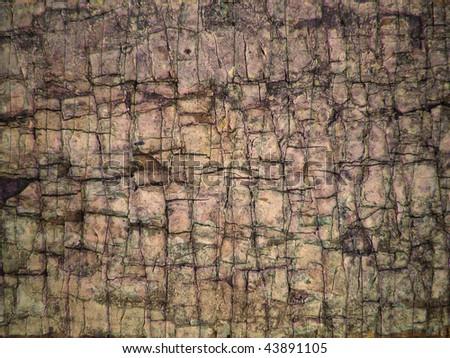 grunge cracked surface background
