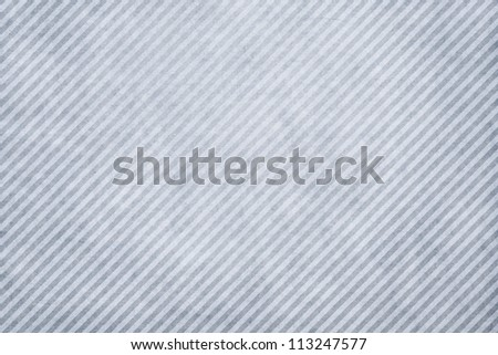 Grunge distressed striped paper texture with copy space