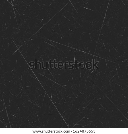 Grunge dust and scratched background. Seamless pattern of old dirty surface.
