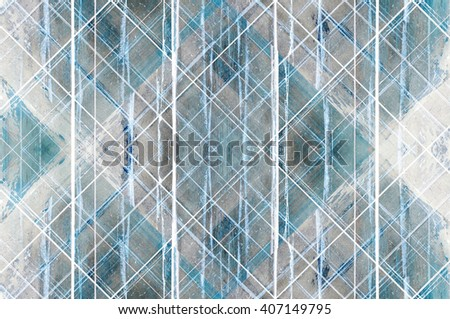 grunge generated colorful abstract background #407149795