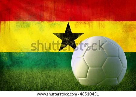 http://image.shutterstock.com/display_pic_with_logo/288310/288310,1268415478,1/stock-photo-grunge-ghana-flag-on-wall-and-soccer-ball-48510451.jpg