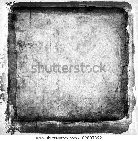 Grunge gray abstract background