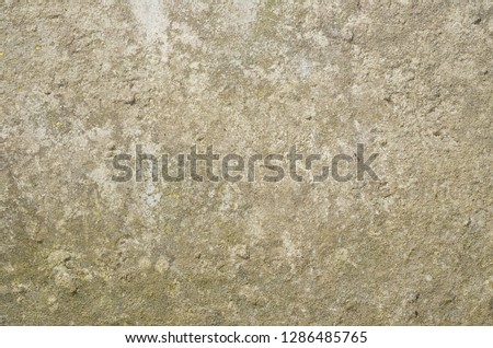Grunge gray background. Texture of gray rough old cement surface.