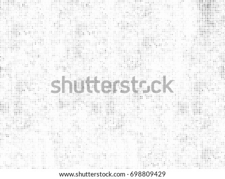 Grunge halftone black and white horizontal. Grayscale abstract texture for design and decoration. Black and white halftone the background stains, cracks, chips. Vintage old texture halftone