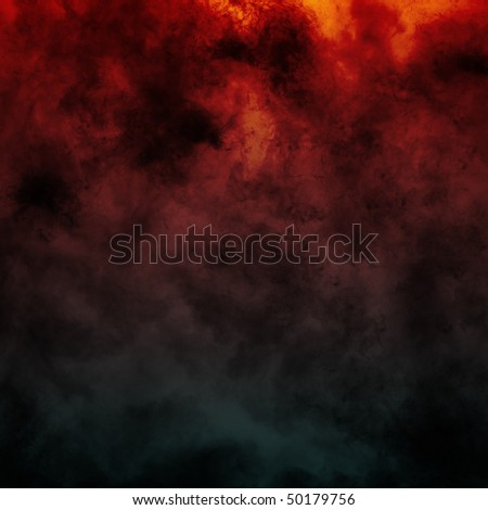 Grunge inferno texture