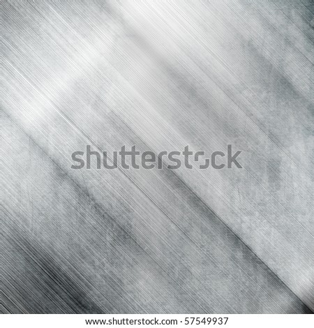 grunge iron plate (Industrial metal background)