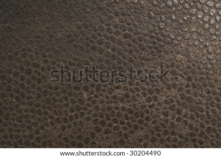 Grunge leather texture to background for design purpose