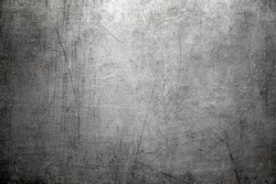 Grunge metal background, rusty steel texture