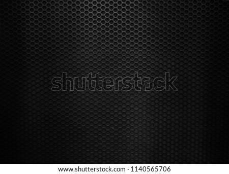 grunge metal grid background