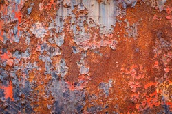 grunge metal rusty surface texture