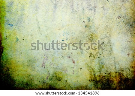 grunge paper background with space for text or image