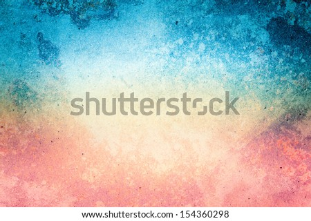 Grunge Paper Background with space for text or image. Textured Designed old grunge abstract style or concept.