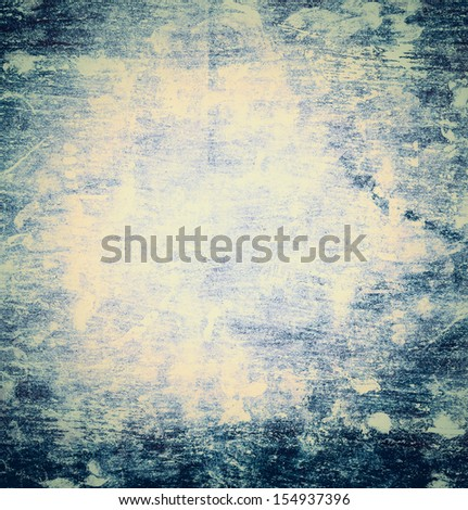 Grunge paper background with space for text or image with frame. Designed old grunge abstract style or concept.