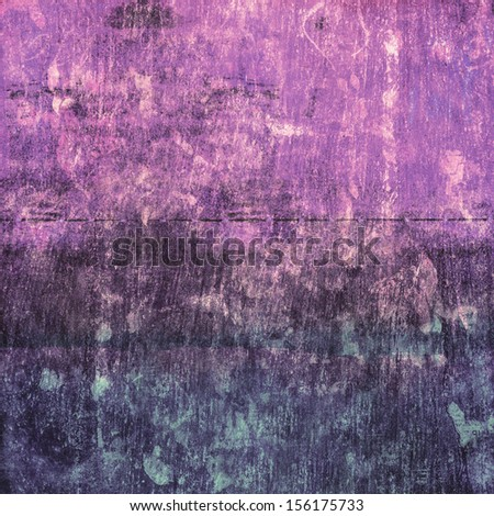 Grunge paper purple  texture with space for text or image background. Designed grunge abstract style.