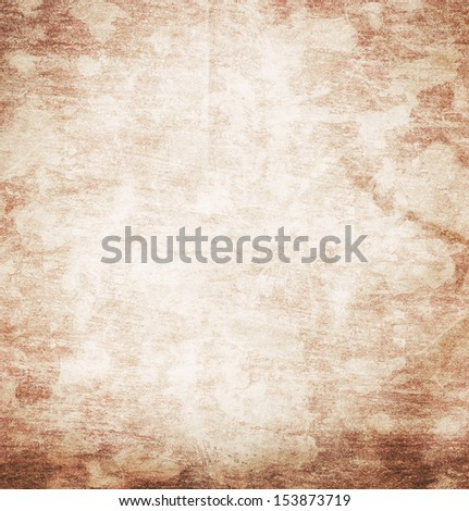 Grunge paper texture with space for text or image background. Designed grunge abstract style.