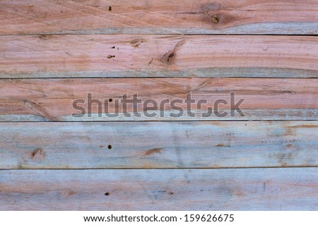 Grunge plank wood texture background