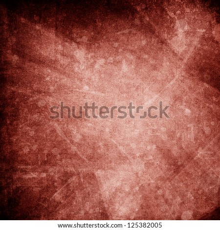 Grunge red background - Abstract background