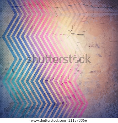 grunge retro paper texture, abstract strips background