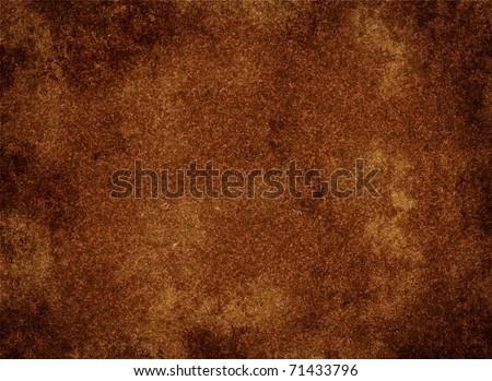 grunge rustic cooper texture