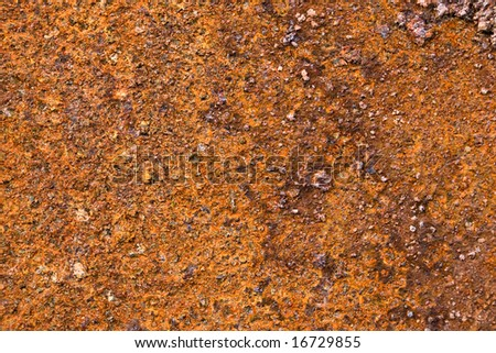 grunge rusty metal great as a background