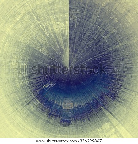 Grunge stained texture, distressed background with space for text or image. With different color patterns: yellow (beige); blue; purple (violet); gray #336299867