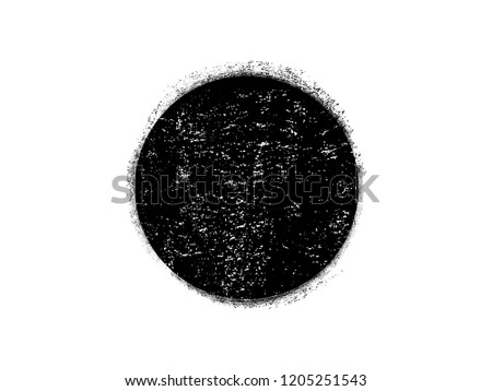 Grunge stamp.Grunge circle made for your project.