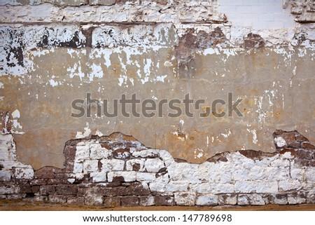 Grunge stone wall background