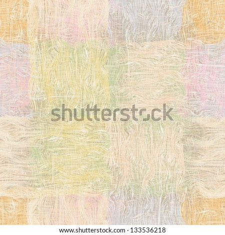 Grunge striped and wavy background in pastel colors