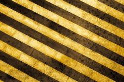 grunge striped cunstruction background