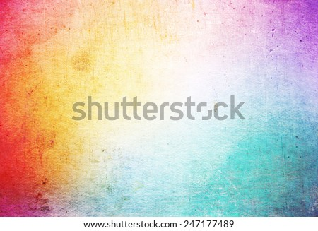 Grunge style abstract art background