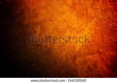 Grunge texture in fiery colors - high resolution background