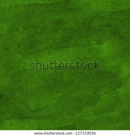 Grunge  texture of a dilapidated wall in a green tone