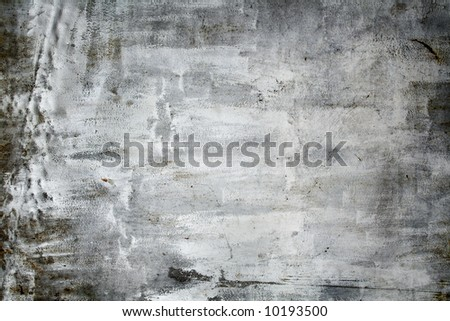 Grunge texture of old metal - stock photo