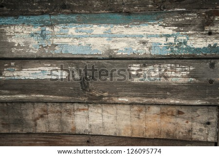 Grunge texture of wood