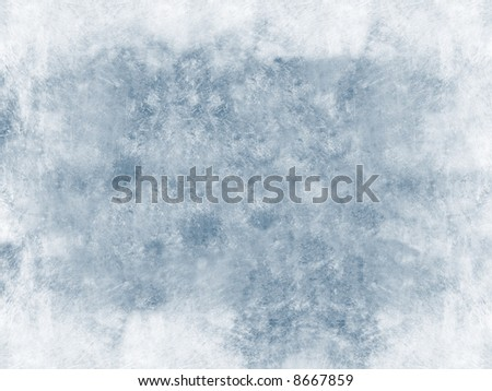 Grunge texture painted muslin background