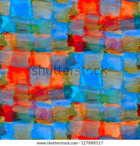 grunge texture, watercolor blue red seamless background drawn background, business background, abstract background, retro background