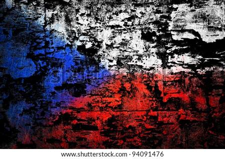 Flag & Map