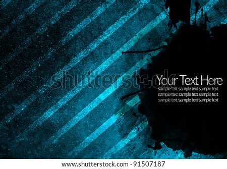 Grunge textures and backgrounds for your design