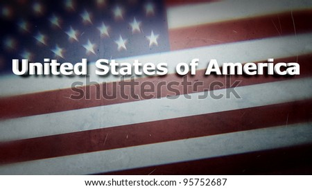 Grunge United States of America wallpaper background