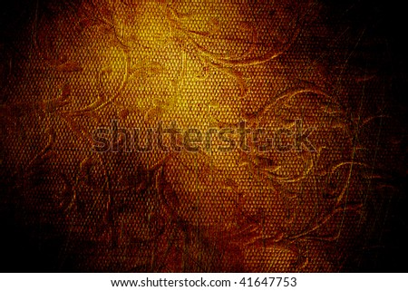 grunge vintage background texture (more in my gallery) #41647753