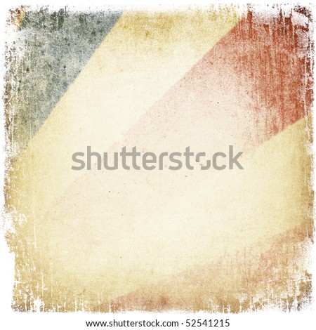 Grunge vintage paper background.