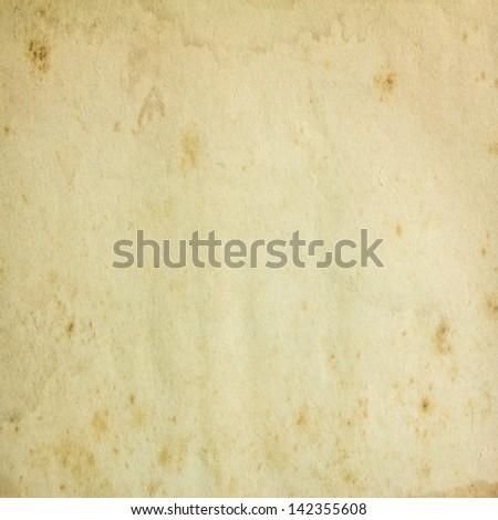 Grunge vintage paper texture for background