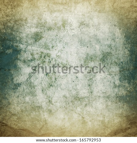 grunge vintage paper texture for background