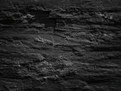 Grunge wall balck stone background textures
